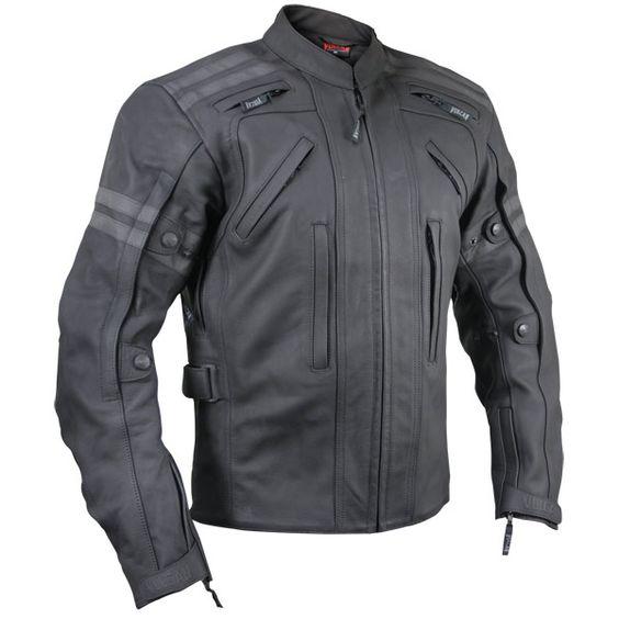 Vulcan Men's VTZ-900 Armored Motorcycle Jacket