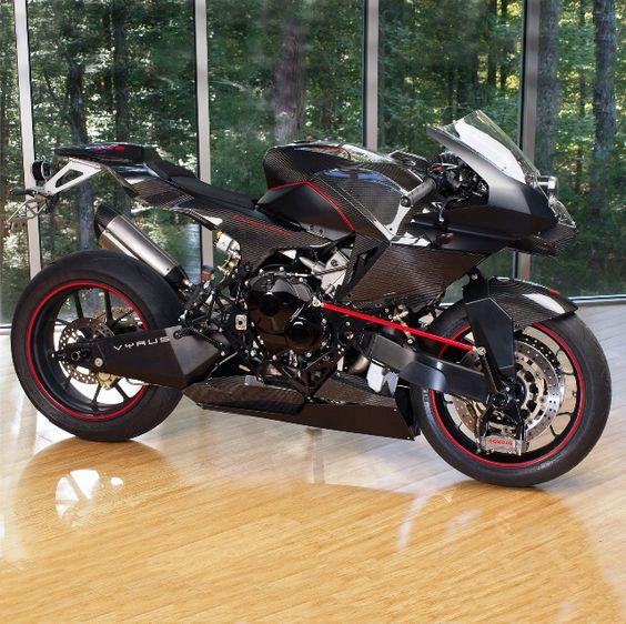 Vyrus motorcycle