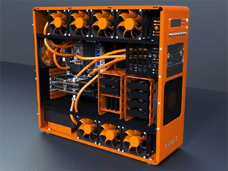 Water cooling