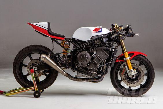 Wayne Rainey'S Custom Yamaha