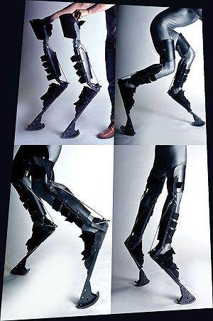 Welcome to Digilegs, the Original Reverse Leg Stilts