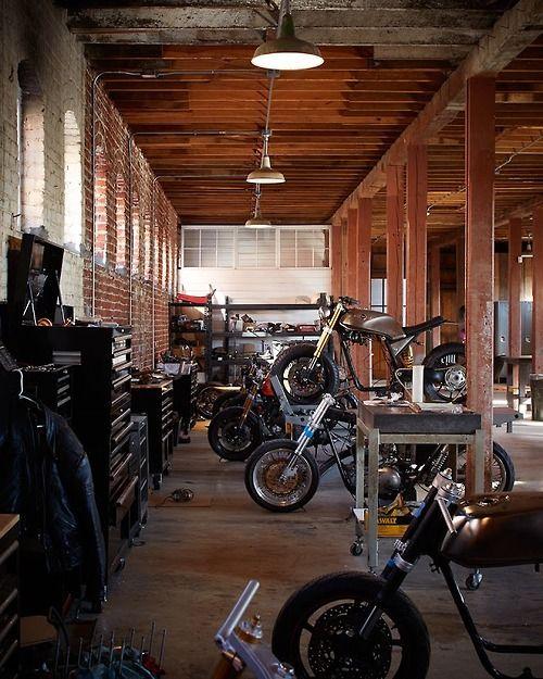 what a garage.