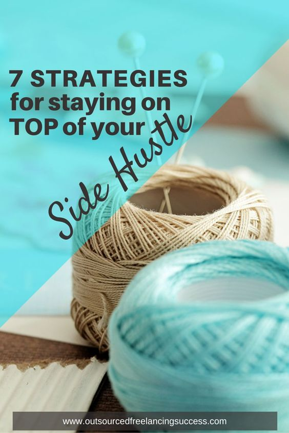 When you're managing a side hustle, a day job plus family and social life, it can get a little hectic. There might be times when you're working away on your side hustle, only to be interrupted by a phone call or a child in need of comforting…