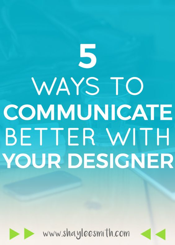 While some clients are great, understanding, and pay like clockwork, there are some that can make a web designer's job a nightmare. Check out these five things that can improve your working relationship