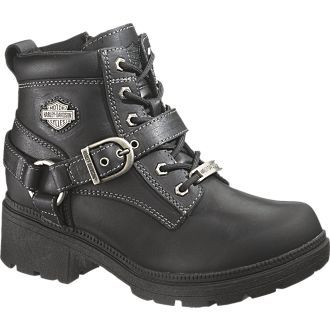 Womens Harley Davidson Boot Tegan