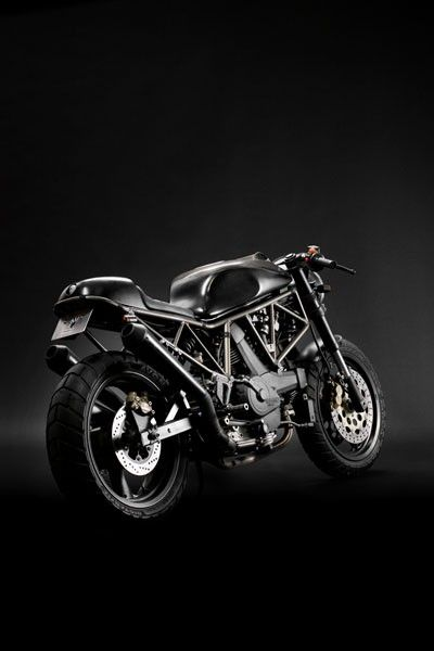Wrenchmonkees - Ducati 750 SS - via il Ducatista