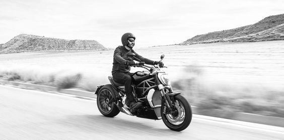 X Ducati Diavel