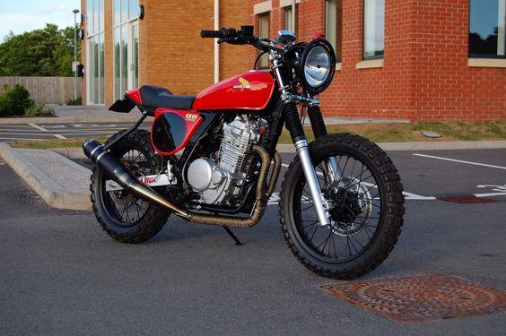 XL250 Motosport - Keep it standard or modify it? - THE XL BOARD