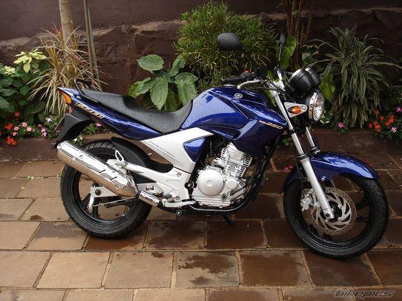 Yamaha FZ 250 Fazer