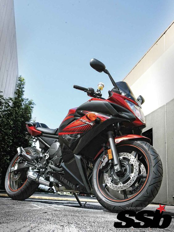 Yamaha FZ6R Sportbike | Better Than You Think