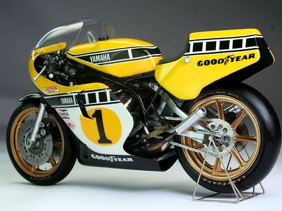 Yamaha GP500 two stroke goodness