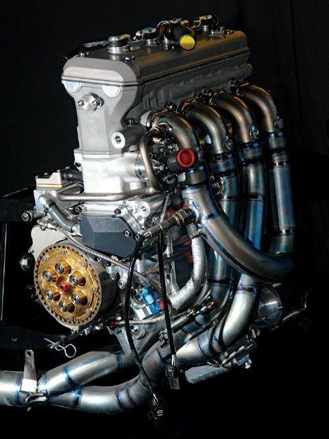 (Yamaha M1 Engine)