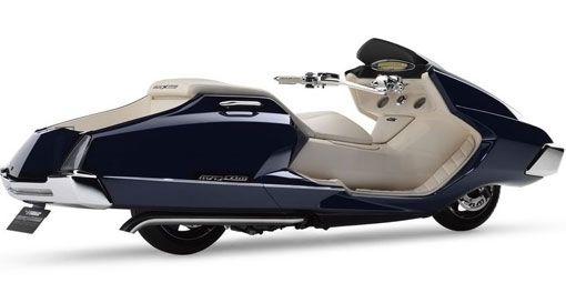 Yamaha Maxam 2