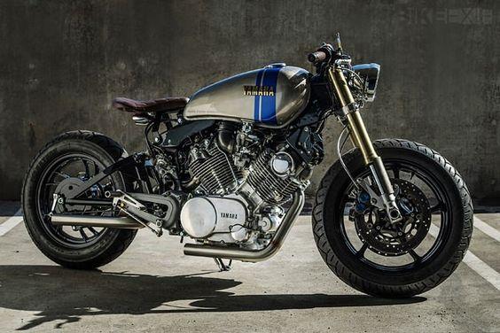Yamaha Virago XV750 custom