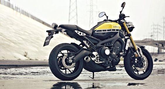 Yamaha XSR 900 2016 - Fiche moto - MOTOPLANETE