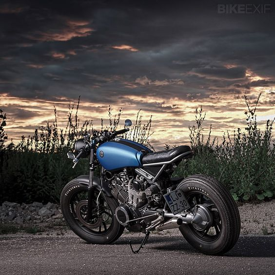 Yamaha XV750 by ER Motorcycles
