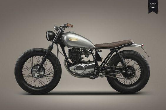 yamaha,sr250,custom,scrambler,tracker,cafe racer,bobber,la corona motorcycles