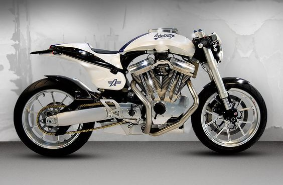 Yea!!! Avinton Motorcycles is Wakan Reborn, a French S V-Twin sport bike