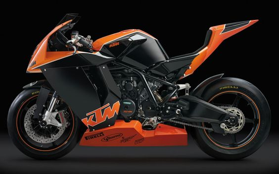 You could buy a new KTM RC 8 or you could buy a 2011 model with 3000 miles, and a Ducati 916 and a Honda Sp2.