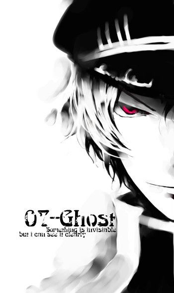 07 Ghost  The bestest shounen anime ever!! It was so sad I cried. And the guys are hawt hehe