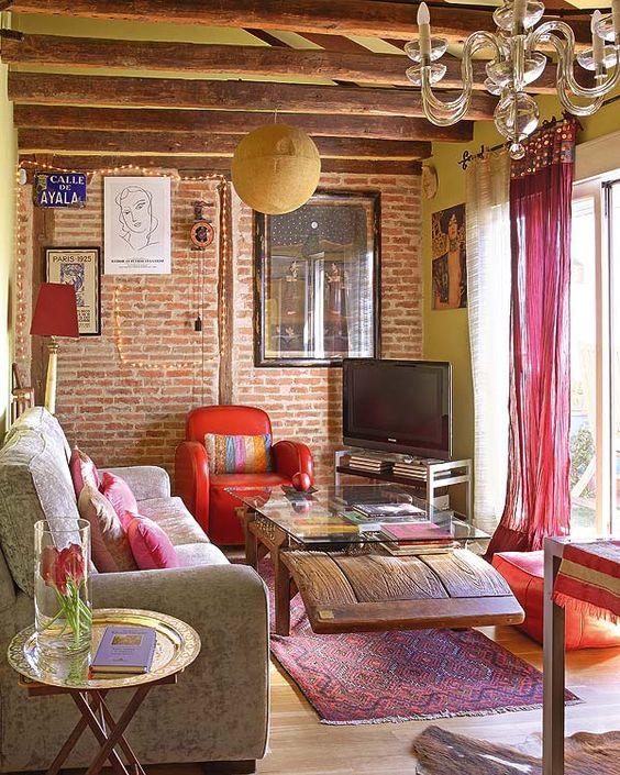 25 Examples of Bohemian Home Décor #design