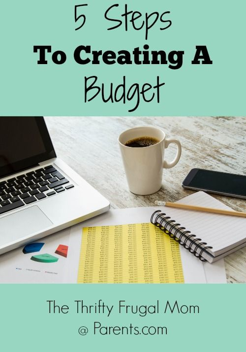 5 Steps To Creating A Budget-5 simple steps you can take to create a budget and tips to help you get your finances in order.
