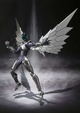 Accel World - Silver Crow -  (Bandai)