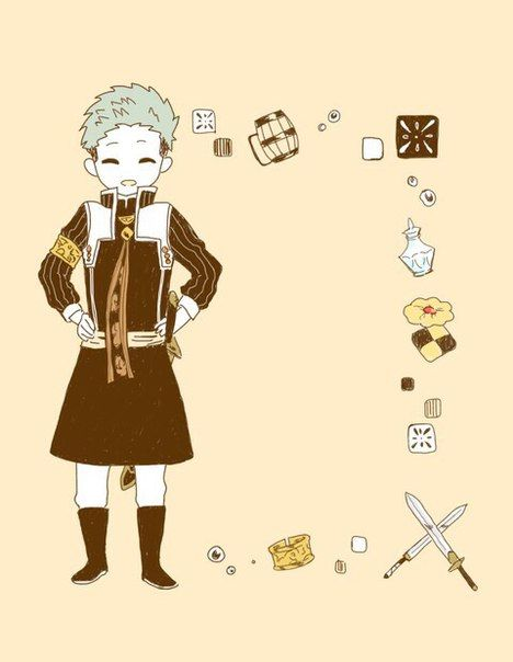 Akagami no Shirayuki-hime - Snow White with the Red Hair - Mitsuhide