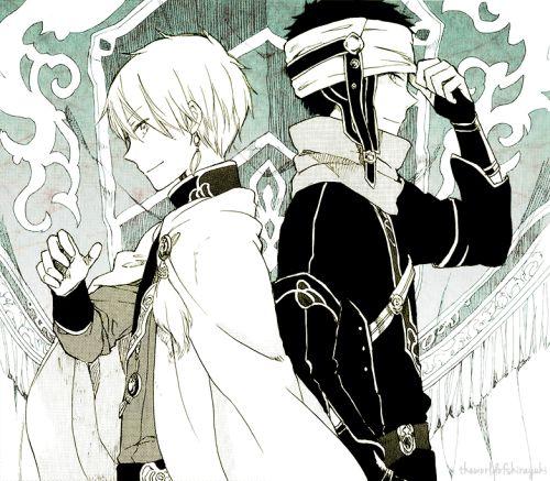Akagami no Shirayukihime - Zen and Obi