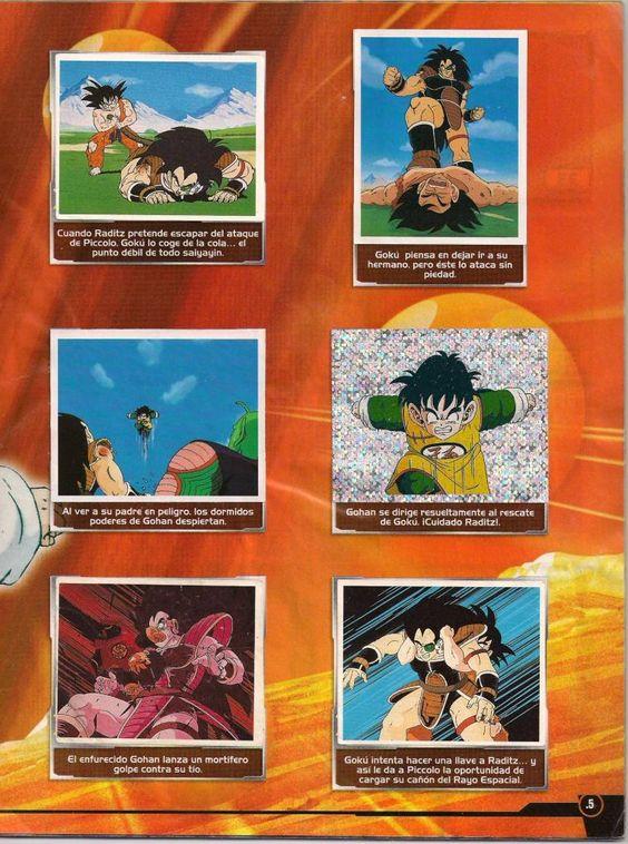 Album Dragon Ball Z 1  (2006)
