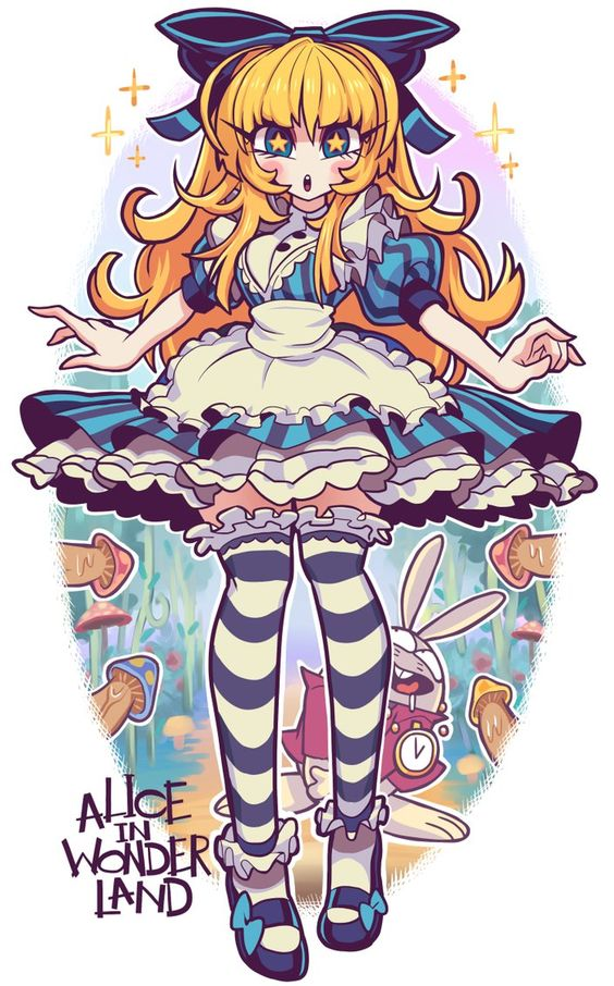 Alice by Gashi-gashi on DeviantArt