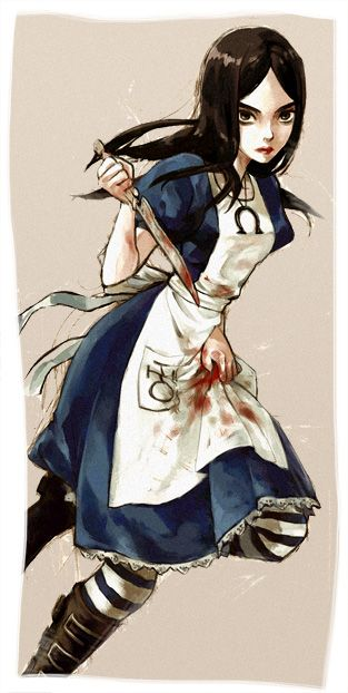 Alice Liddell - Alice: Madness Returns