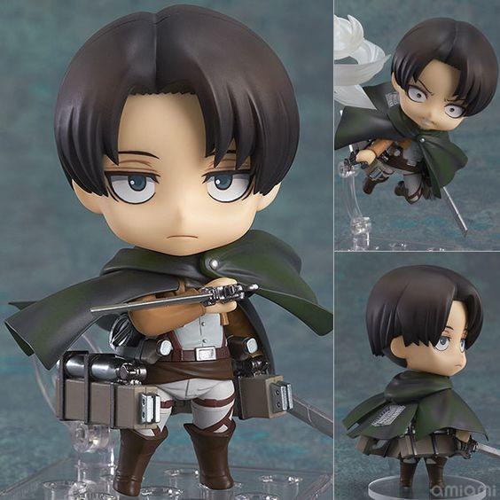 AmiAmi [Character & Hobby Shop] | Nendoroid - Attack on Titan: Levi