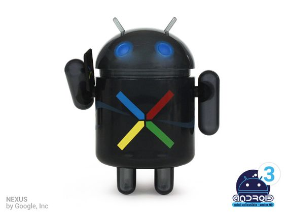 Android mini collectible series 3 - Nexus by Google