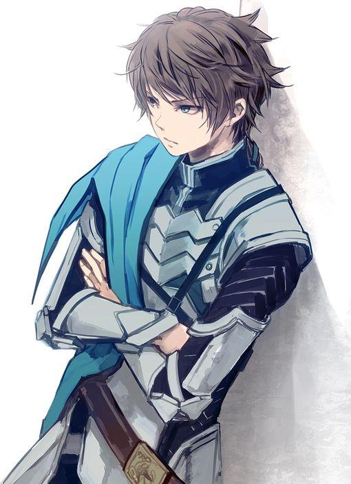 Anime - Boy