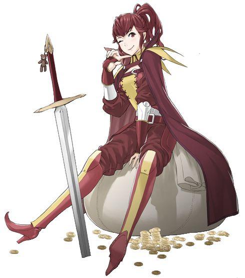 Anna - Fire Emblem Awakening