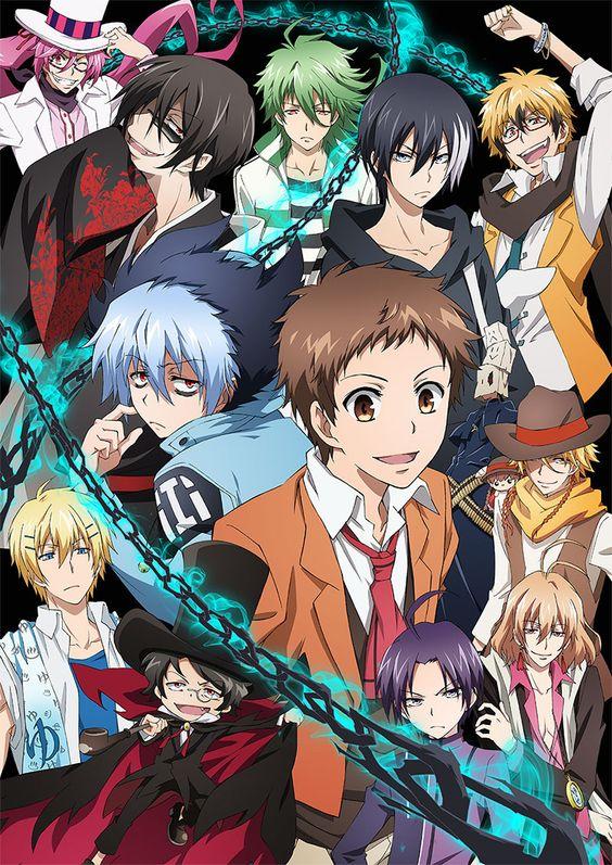 Anunciado equipo de producción adicional del Anime Servamp.
