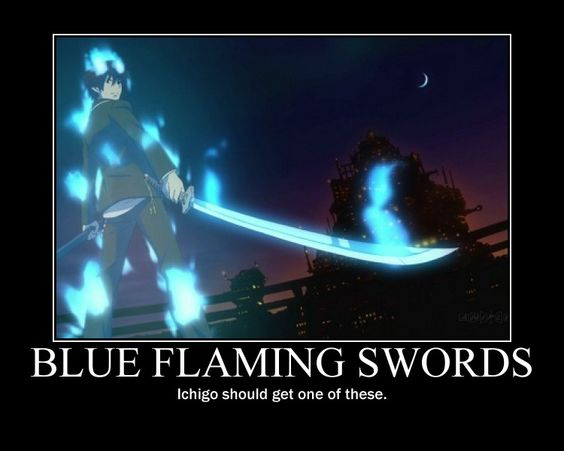 ao no exorcist funny | Ao no Exorcist: Swords by LOLHichigo