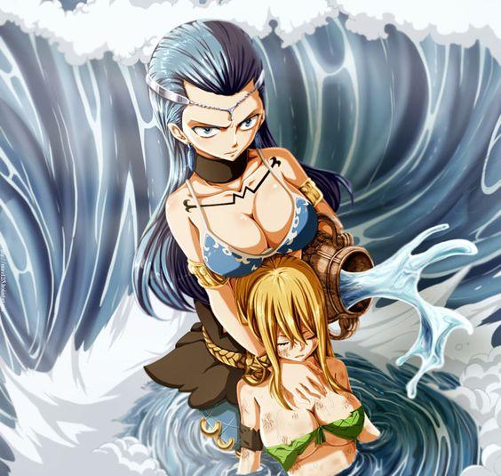 Aquarius and Lucy