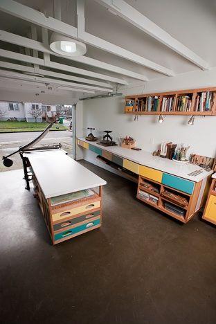 ArtEd Studio Design Ideas