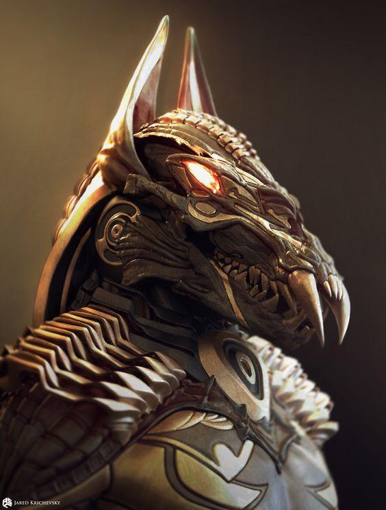 ArtStation - Gods of Egypt - Set, Jared Krichevsky