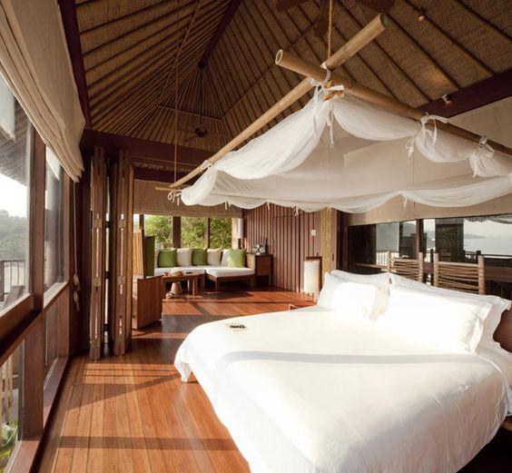 Asian interior, Thailand