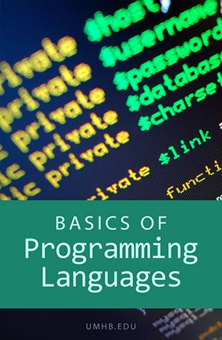 Aspiring computer scientist? Here's an easy read on the differences of programming languages. #programming #computer