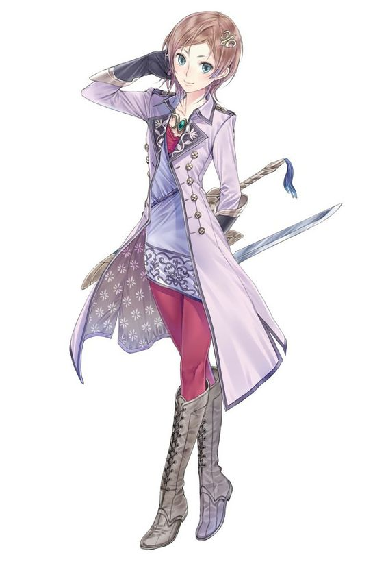 Atelier Meruru: The Apprentice of Arland - Esty Erhard