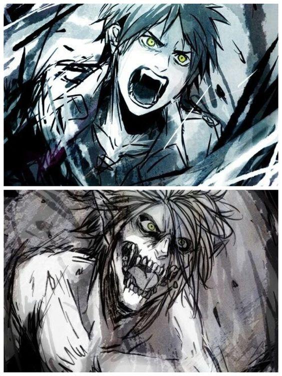 Attack on Titan ~~ Eren