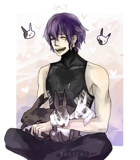 augichii: Happy Birthday Ayato!He has a special place in my heart because my art blog launched into galaxy with my first fanart of him. どもありがとう!