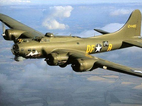 B-17 Bomber,