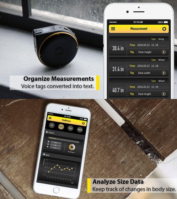 Bagel: The World's Smartest Tape Measure by Bagel Labs, Inc. — Kickstarter