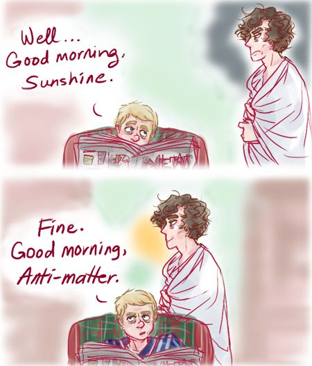 bbc sherlock fanart | Tumblr  this reminds me of my best friend :) sounds like something she would say!