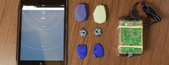 Beacon tracking with  and Raspberry Pi — Truth Labs